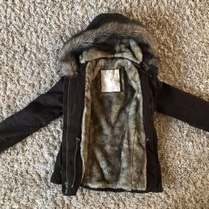 Abercrombie & Fitch jacket - Incredibly warm!!